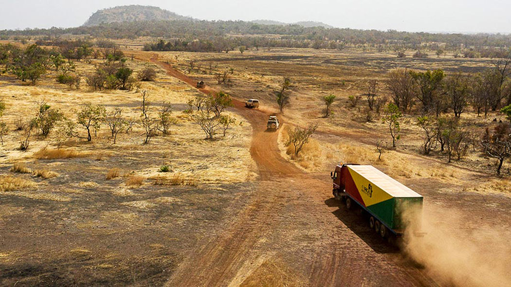 Africa GreenTec Truck