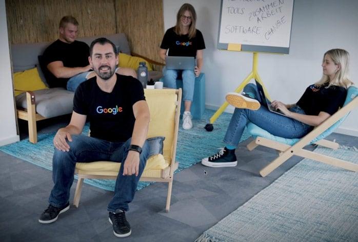 Team Google Seibert Media